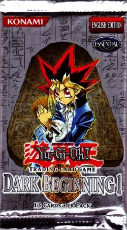 Yu-Gi-Oh: Dark Beginning 1 Booster Packs [Unlimited]