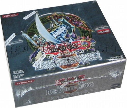 Yu-Gi-Oh: Dark Beginning 2 Booster Box [Unlimited]
