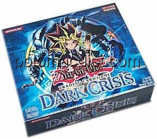 Yu-Gi-Oh: Dark Crisis Booster Box [1st Edition]