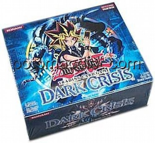 Yu-Gi-Oh: Dark Crisis Booster Box [1st Edition/36 packs]