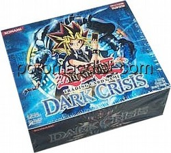 Yu-Gi-Oh: Dark Crisis Booster Box [Unlimited/36 packs]