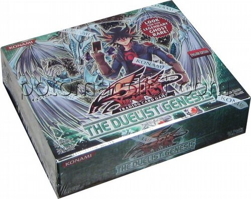 Yu-Gi-Oh: The Duelist Genesis Booster Box
