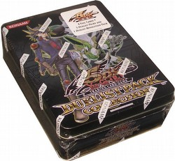 Yu-Gi-Oh: 2011 Duelist Pack Tin