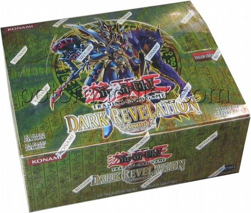 Yu-Gi-Oh: Dark Revelation Volume 2 Booster Box [Unlimited]