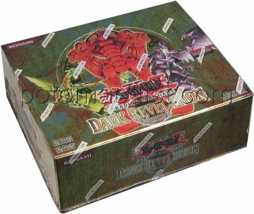 Yu-Gi-Oh: Dark Revelation Volume 3 Booster Box [Unlimited]
