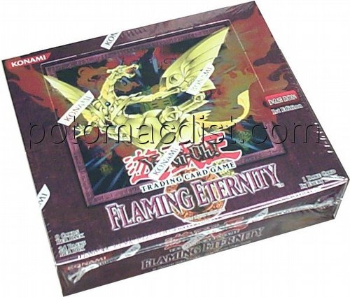Yu-Gi-Oh: Flaming Eternity Booster Box [1st Edition]