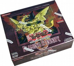 Yu-Gi-Oh: Flaming Eternity Booster Box [Unlimited]