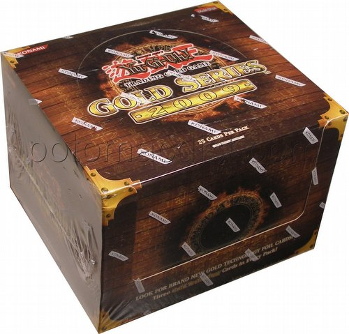 Yu-Gi-Oh: Gold Series 2 2009 Booster Box