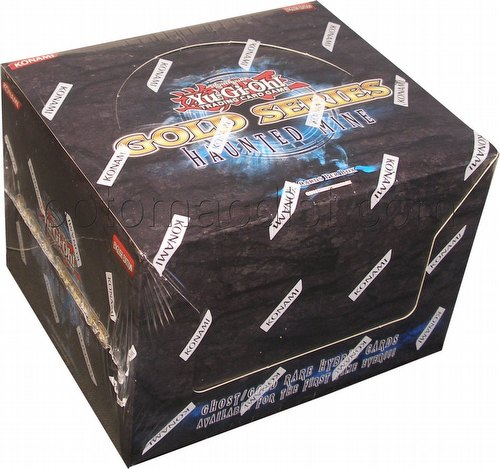 Yu-Gi-Oh: Gold Series 5 Haunted Mine 2012 Booster Box