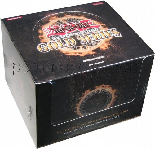 Yu-Gi-Oh: Gold Series 1 Booster Box [2008]