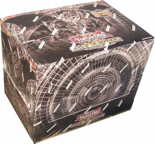 Yu-Gi-Oh: Gates of the Underworld Structure Deck Box [1st Edition]