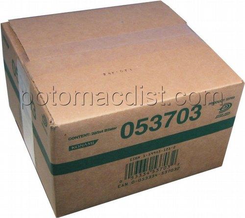 Yu-Gi-Oh: GX Zane Truesdale Duelist Pack Blister Booster Box