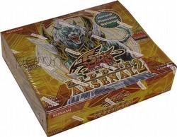Yu-Gi-Oh: Hidden Arsenal 2 Booster Box