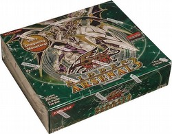 Yu-Gi-Oh: Hidden Arsenal 3 Booster Box
