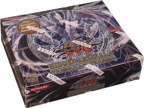Yu-Gi-Oh: Hidden Arsenal 4 - Trisula
