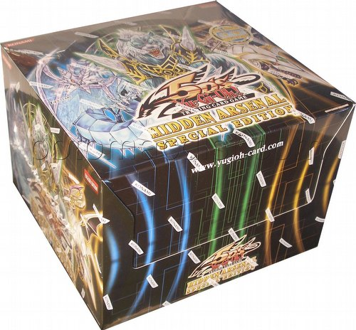 Yu-Gi-Oh: Hidden Arsenal Special Edition Box