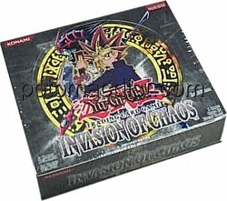 Yu-Gi-Oh: Invasion of Chaos Booster Box [1st Edition]