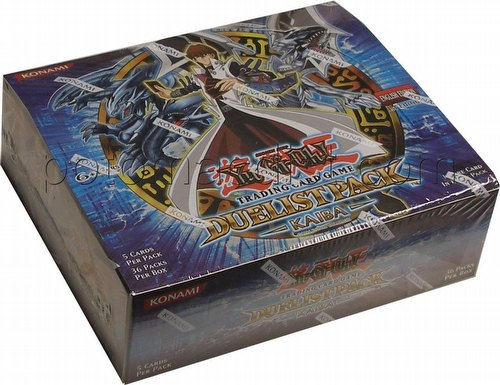 Yu-Gi-Oh: Kaiba Duelist Pack Booster Box [1st Edition]