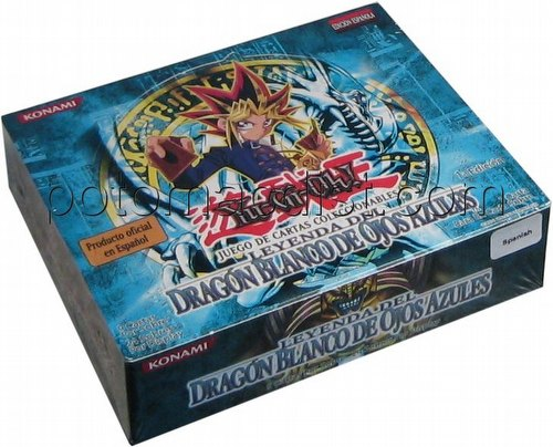Yu-Gi-Oh: Legend of Blue Eyes White Dragon Booster Box [1st Edition/Spanish]