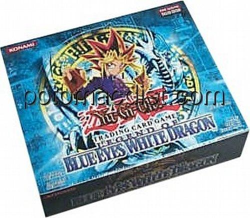 Yu-Gi-Oh: Legend of Blue Eyes White Dragon Booster Box [1st Edition/Australian Edition]
