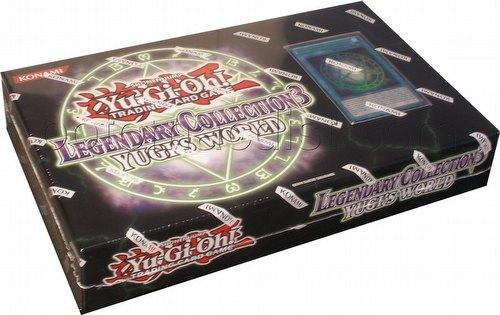 Yu-Gi-Oh: Legendary Collection 3 - Yugi
