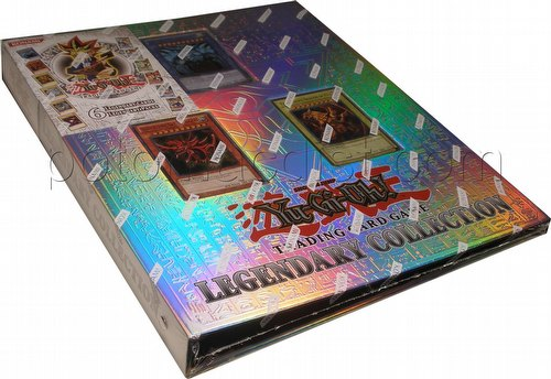 Yu-Gi-Oh: Legendary Collection