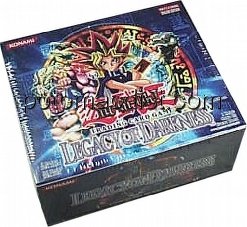 Yu-Gi-Oh: Legacy of Darkness Booster Box [1st Edition/36 packs]