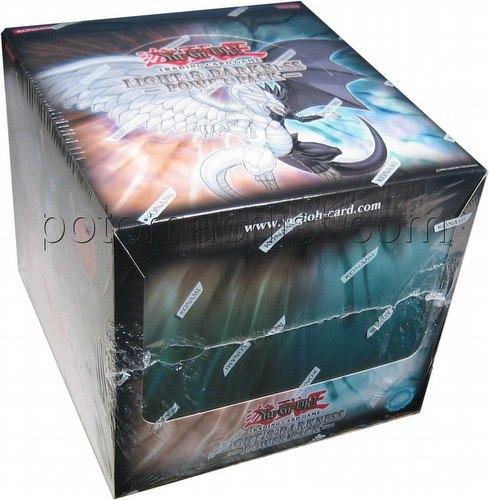 Yu-Gi-Oh: Light & Darkness Power Pack Box