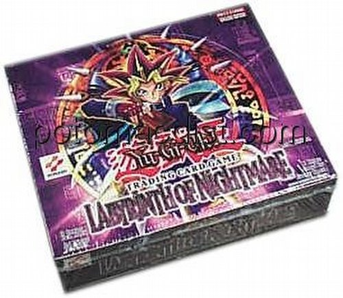 Yu-Gi-Oh: Labyrinth of Nightmare Booster Box [1st Edition]