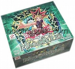 Yu-Gi-Oh: Magic Ruler Booster Box [1st Edition/36 packs]