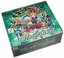 Yu-Gi-Oh: Magic Ruler Booster Box [Unlimited/36 packs]