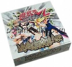 Yu-Gi-Oh: Mythological Age Booster [Japanese]