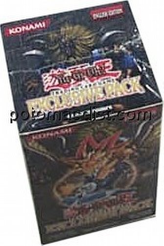 Yu-Gi-Oh: Movie Exclusive Booster Box