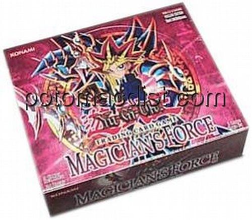 Yu-Gi-Oh: Magician