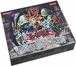 Yu-Gi-Oh: Metal Raiders Booster Box [1st Edition/Spanish]