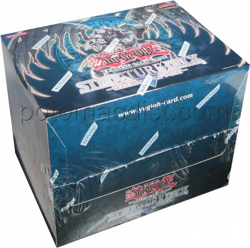 Yu-Gi-Oh: Machine Re-Volt Structure Starter Deck Box [1st Edition]