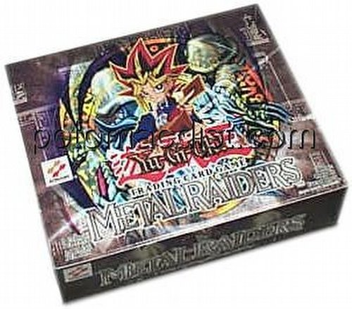 Yu-Gi-Oh: Metal Raiders Booster Box [Unlimited]