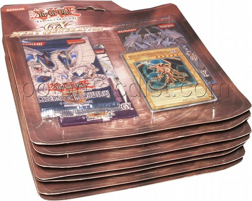 Yu-Gi-Oh: Next Generation Blister Booster Packs [6 packs]