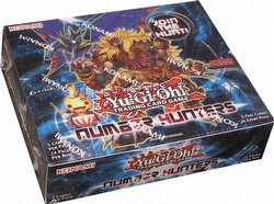 Yu-Gi-Oh: Number Hunters Booster Box [1st Edition]