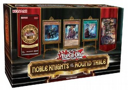 Yu-Gi-Oh: Noble Knights of the Round Table Box Set