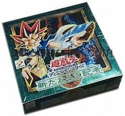 Yu-Gi-Oh: New Ruler Booster [Japanese] Box