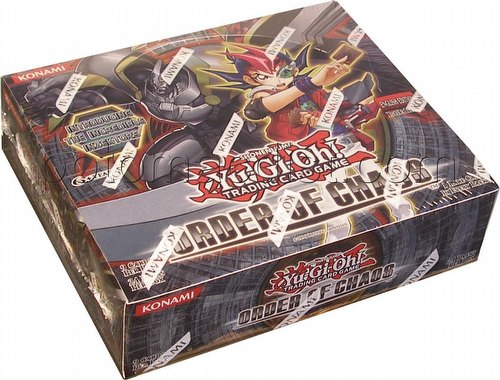 Yu-Gi-Oh: Order of Chaos Booster Box [1st Edition]