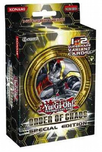 Yu-Gi-Oh: Order of Chaos Special Edition Box Case [12 boxes]