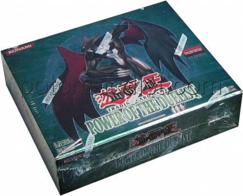 Yu-Gi-Oh: Power of the Duelist Booster Box [1st Edition]