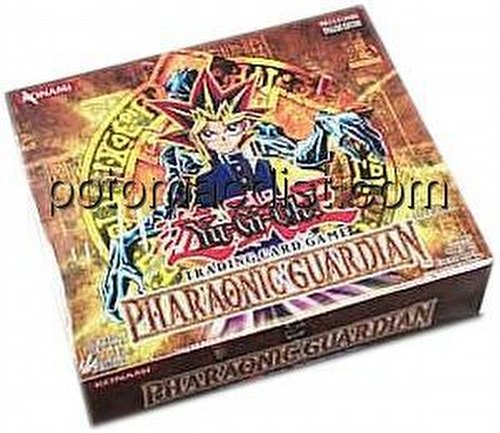 Yu-Gi-Oh: Pharaonic Guardian Booster Box [1st Edition]