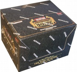 Yu-Gi-Oh: Premium Gold The King of Bling Booster Box [1st edition]