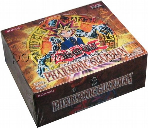 Yu-Gi-Oh: Pharaonic Guardian Booster Box [1st Edition/36 packs]