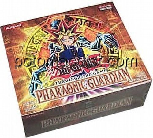 Yu-Gi-Oh: Pharaonic Guardian Booster Box [Unlimited/36 packs]