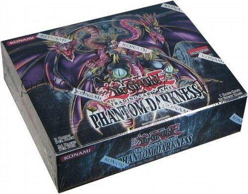 Yu-Gi-Oh: Phantom Darkness Booster Box [1st Edition]