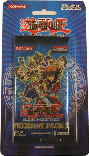 Yu-Gi-Oh: Premium Pack 2 Booster Pack